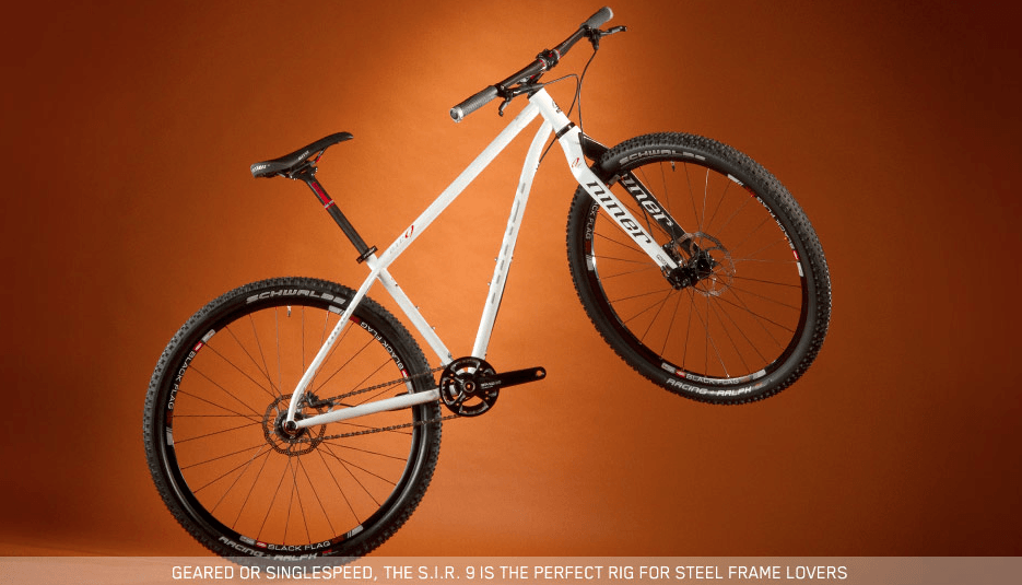 Niner RLT 9 Cross Bike – Revolution Sports Radsportvertrieb ...