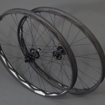 Kuroshiro Laufräder und Komponenten für Fat Bikes und 29+ Bikes
