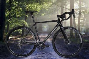 Konstructive ZEOLITE Gravel Cross Bike