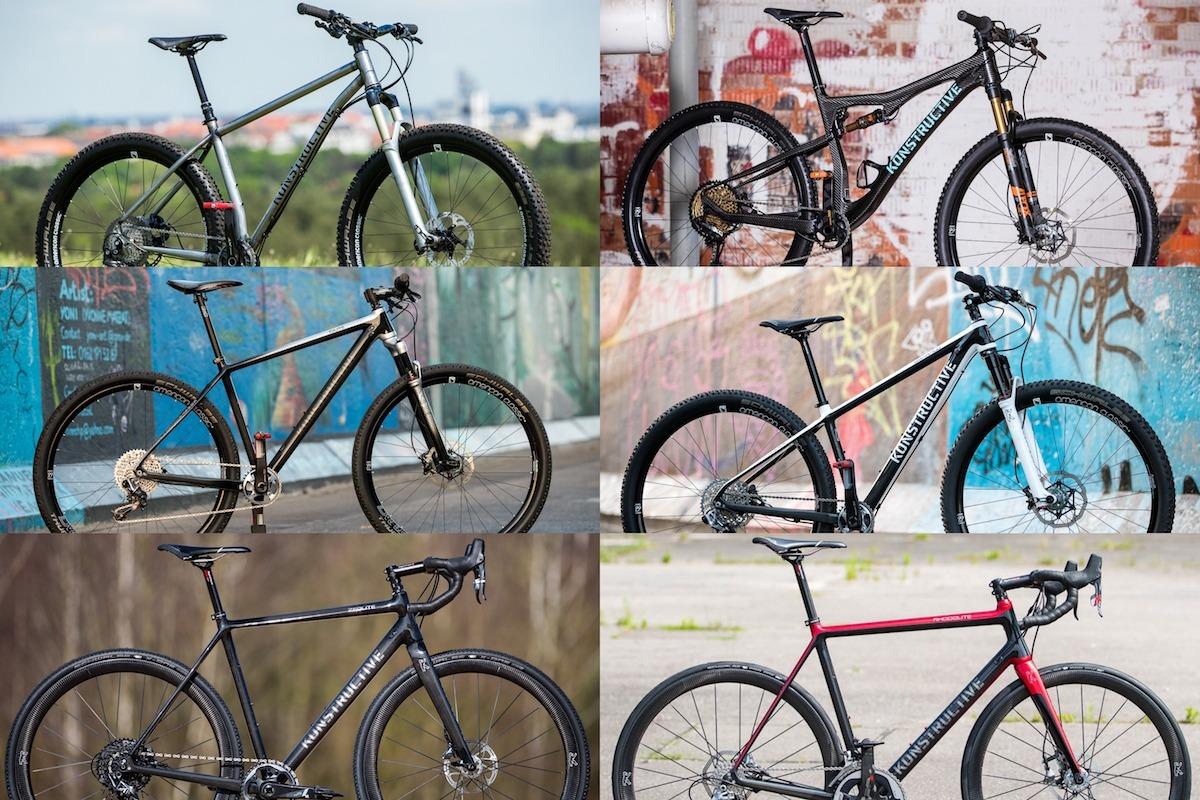 Neu: Alle Konstructive Bikes im Bike-Check-Video – Revolution Sports ...
